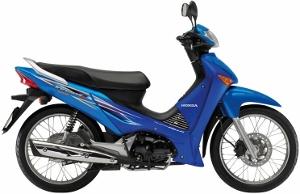 ANF125i Innova Blue 2010