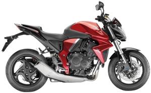 CB1000R Red 2010