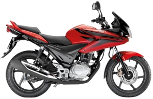 CBF125 Red 2010