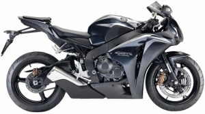CBR1000RR Black 2010