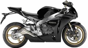 CBR1000RR Special Black 2010