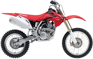 CRF150R Red 2010