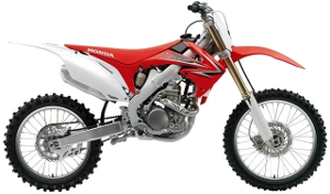 CRF250R Red 2010