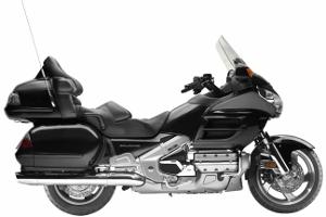 GL1800 Goldwing Black 2010