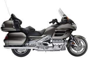 GL1800 Goldwing Grey Metallic 2010