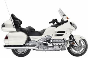 GL1800 Goldwing White 2010