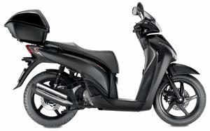 SH150i Matte Grey Sport Version 2010