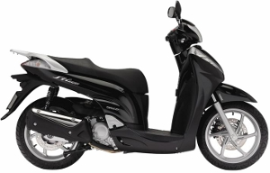 SH300i Black 2010