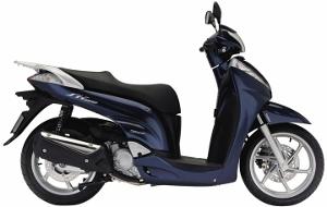 SH300i Blue 2010