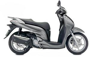 SH300i Silver 2010