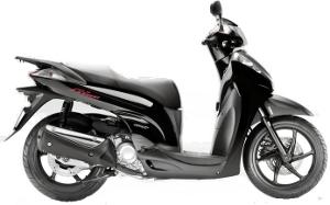 SH300i Black Sport Version 2010