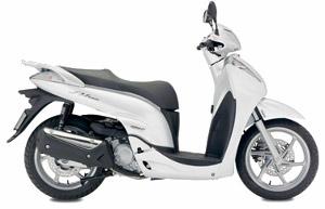 SH300i White 2010