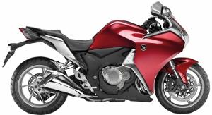 VFR1200F Red 2010