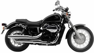 VT750S Black 2010