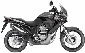 XL700V Transalp Black 2010