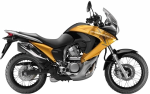 XL700V Transalp Yellow 2010
