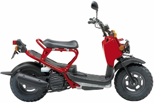 Zoomer Red 2010