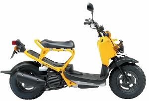 Zoomer Yellow 2010